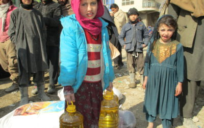 Oppressed ethnic group in Afghanistan receives winter aid